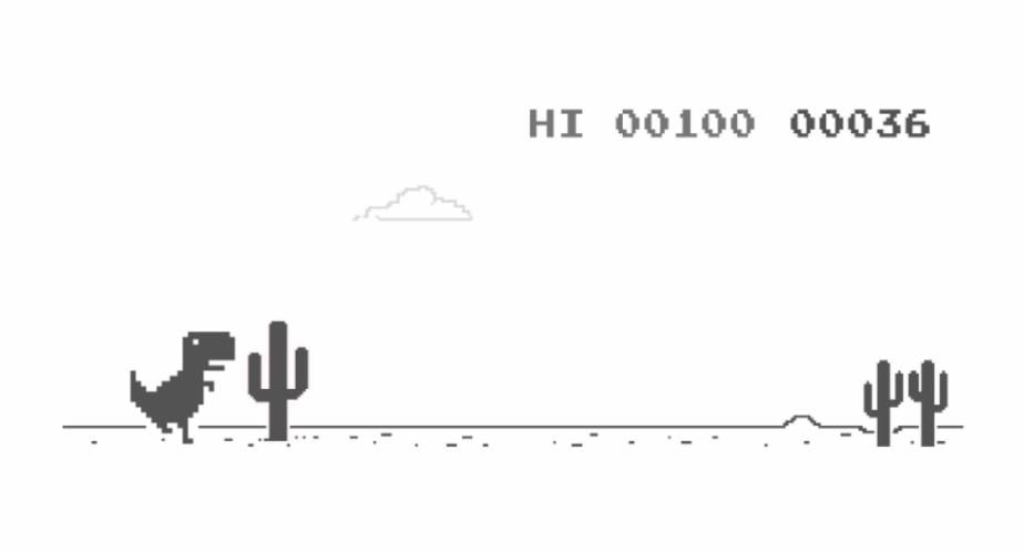 Arcade Dino Jump