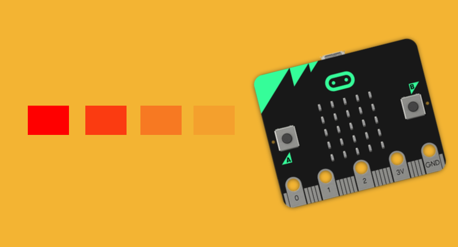 Microbit Chase the Dot