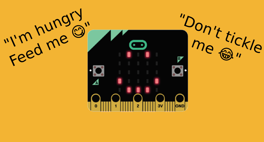 Microbit Pet