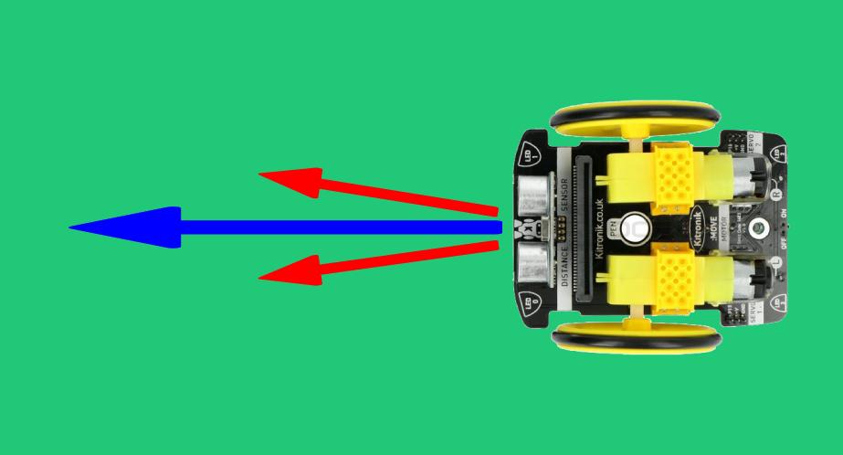 Move Motor Straight Line