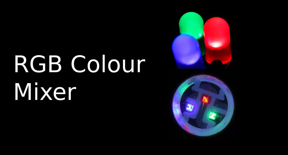 RGB Colour Mixer